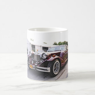 Neo-Classic Zimmer Sports Coupe Coffee Mug