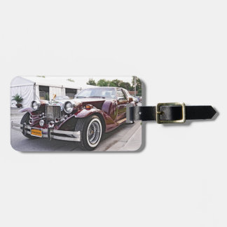 Neo-Classic Zimmer Sports Coupe Luggage Tags