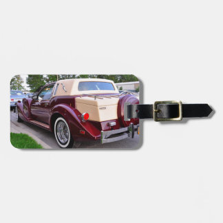 Neo-Classic Zimmer Sports Coupe Tag For Luggage