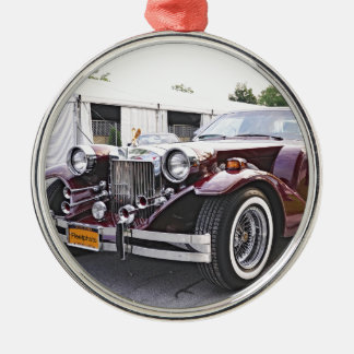 Neo-Classic Zimmer Sports Coupe Christmas Tree Ornament