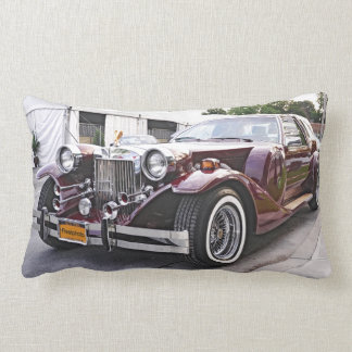 Neo-Classic Zimmer Sports Coupe Throw Pillows
