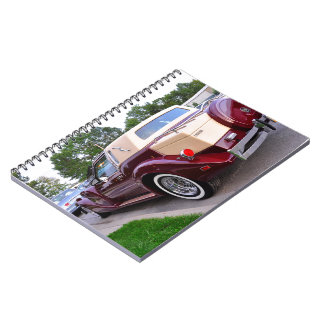 Neo-Classic Zimmer Sports Coupe Spiral Notebook