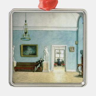Neo-Classical Interior, c.1820 Metal Ornament