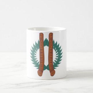 Neo druid symbol mugs