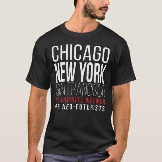 Neo-Futurists Across America T-Shirt