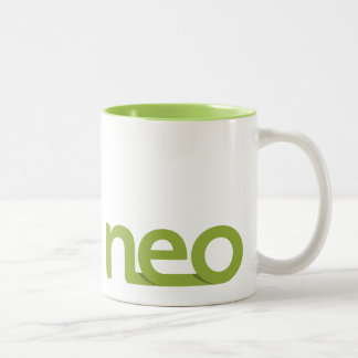 Neo Green Logo Mug
