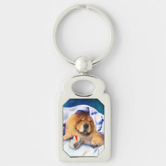 NEO heARTdog chow key chain