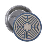 Neo Medieval Labyrinth Buttons