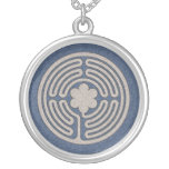 Neo Medieval Labyrinth Necklace