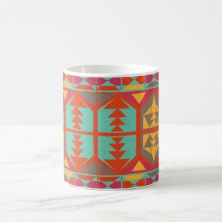 Neo Native Tribal Coffee Mug