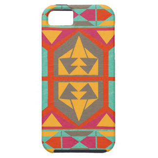 Neo Native Tribal iPhone 5 Cover