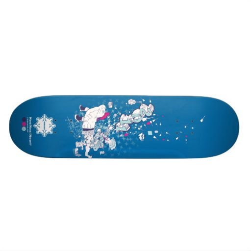 Neo/Neo//Now//Skateboard/Blue