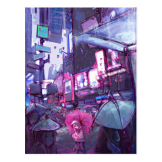 Neo New York Postcard