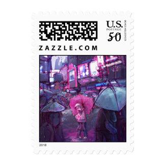 Neo New York Stamp (Small)