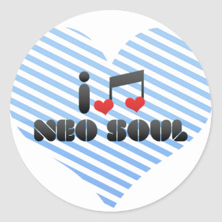 Neo Soul Stickers