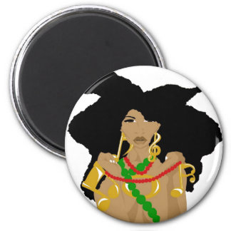 Neo Soulstress 2  (Sketchbook Pro) 2 Inch Round Magnet