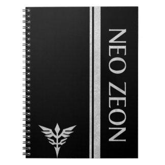 Neo Z - Notebook (Black)