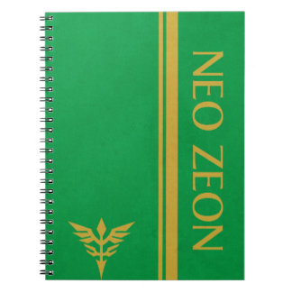 Neo Z - Notebook (Green)