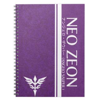 Neo Z - Notebook (Purple)