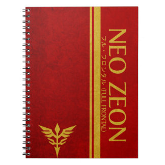 Neo Z - Notebook (Red)
