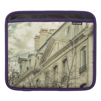 Neoclassical Style Buildings in Buenos Aires, Arge Sleeve For iPads