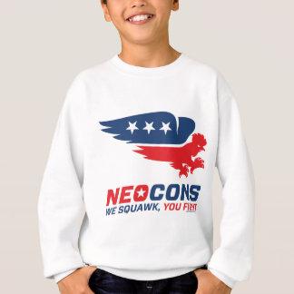 Neocon Chickenhawk Logo Sweatshirt
