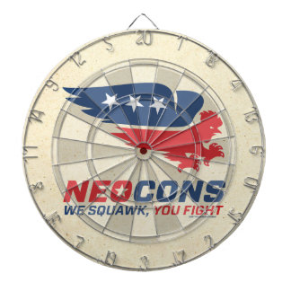 Neocons Dart Board Sets