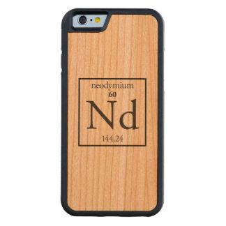 Neodymium Carved® Cherry iPhone 6 Bumper Case