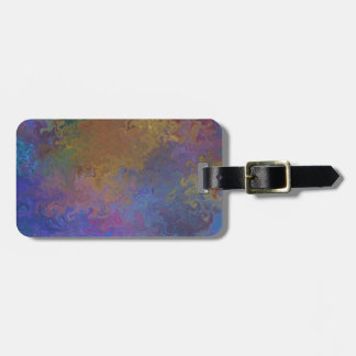 NeoFlux Luggage Tag