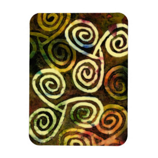 NeoLithic Cave Art Magnet