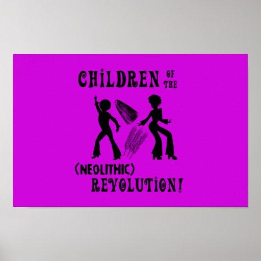 Neolithic Revolution Poster