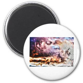 Neologic Mania 2 Inch Round Magnet