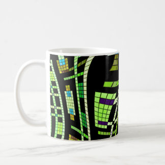 NeoMetro 148a Coffee Mug