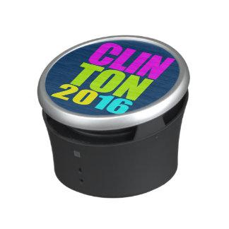 NEÓN 2016 DE CLINTON 2016 ALTAVOZ