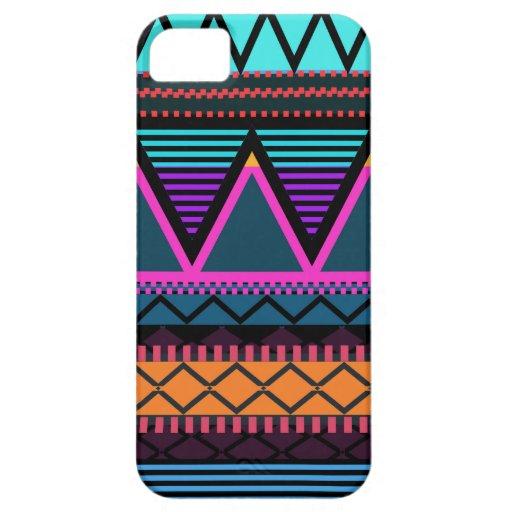 Neon 2 Modern Tribal iPhone 5 Case-Mate