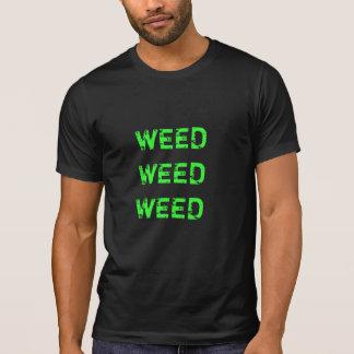NEON 3X'S WEED SHIRT