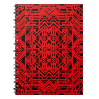 Neon Aeon 12 Note Book