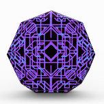 Neon Aeon 1 Acrylic Award
