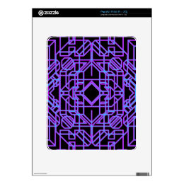Neon Aeon 1 Decals For The iPad