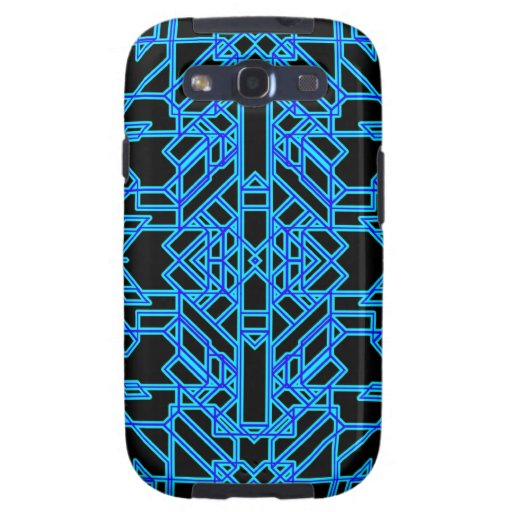 Neon Aeon 4 Galaxy SIII Cover