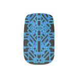 Neon Aeon 4 Minx ® Nail Art