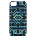 Neon Aeon 5 Cover For iPhone 5C
