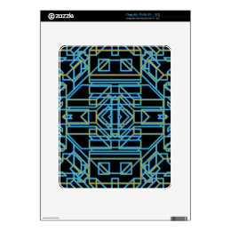 Neon Aeon 5 Decals For The iPad