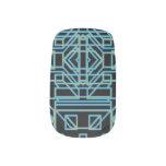 Neon Aeon 5 Minx ® Nail Art