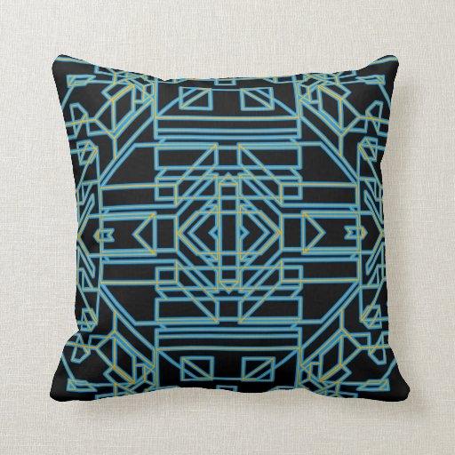 Neon Aeon 5 Pillows