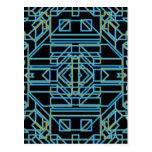 Neon Aeon 5 Postcards