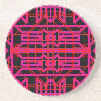 Neon Aeon 6 Coaster