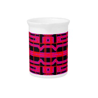 Neon Aeon 6 Drink Pitcher