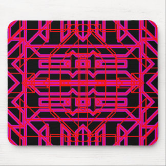 Neon Aeon 6 Mouse Pad