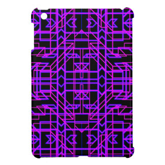Neon Aeon 9 iPad Mini Cover